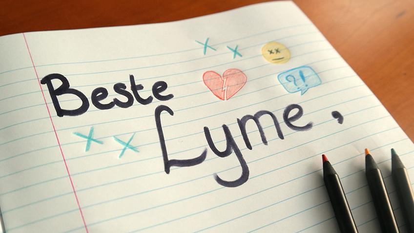 Brief aan Lyme