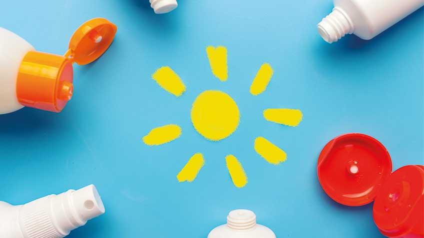 Je veilig beschermen tegen de zon. Zo doe je dat!