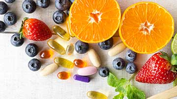 De zon in een supplement: vitamine D